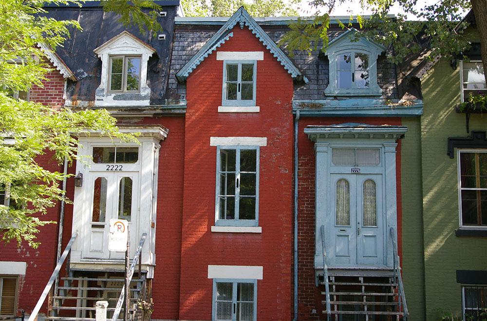 La Petite-Bourgogne, Montréal
