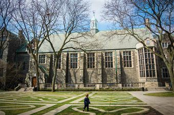 Le secteur University, Toronto