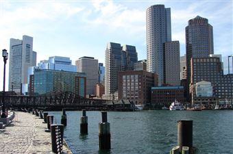 Fort Point, Boston