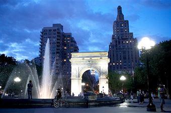 Greenwich Village, New York