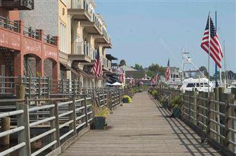 Le comté de Georgetown, Myrtle Beach