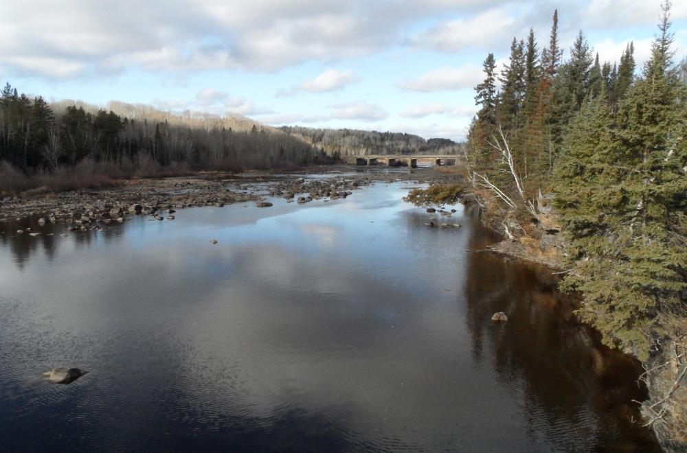 Le parc provincial Kakabeka Falls, Thunder Bay