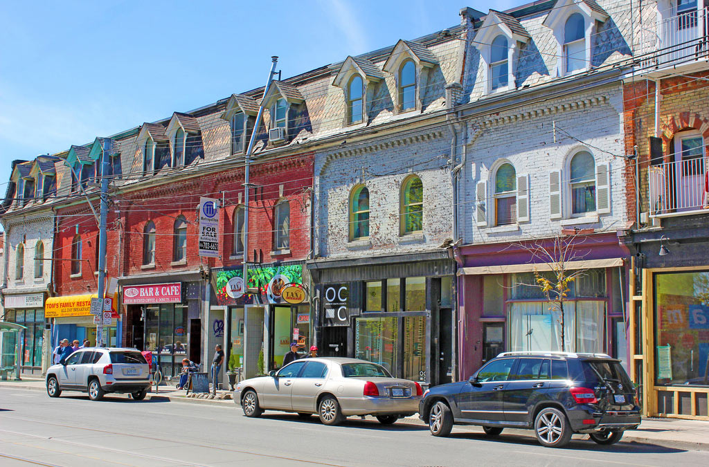 West Queen West, Toronto