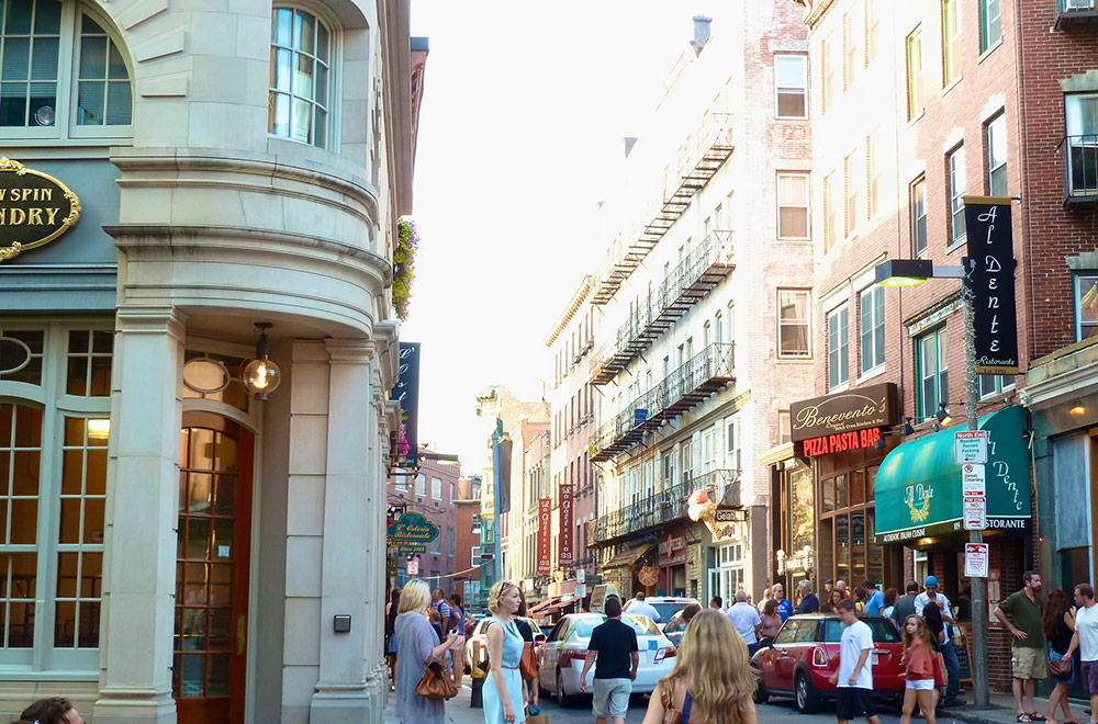 Le North End, Boston