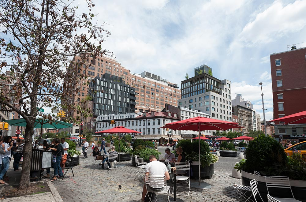 Le Meatpacking District, New York