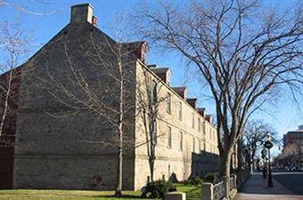Quartier de la garnison, Fredericton
