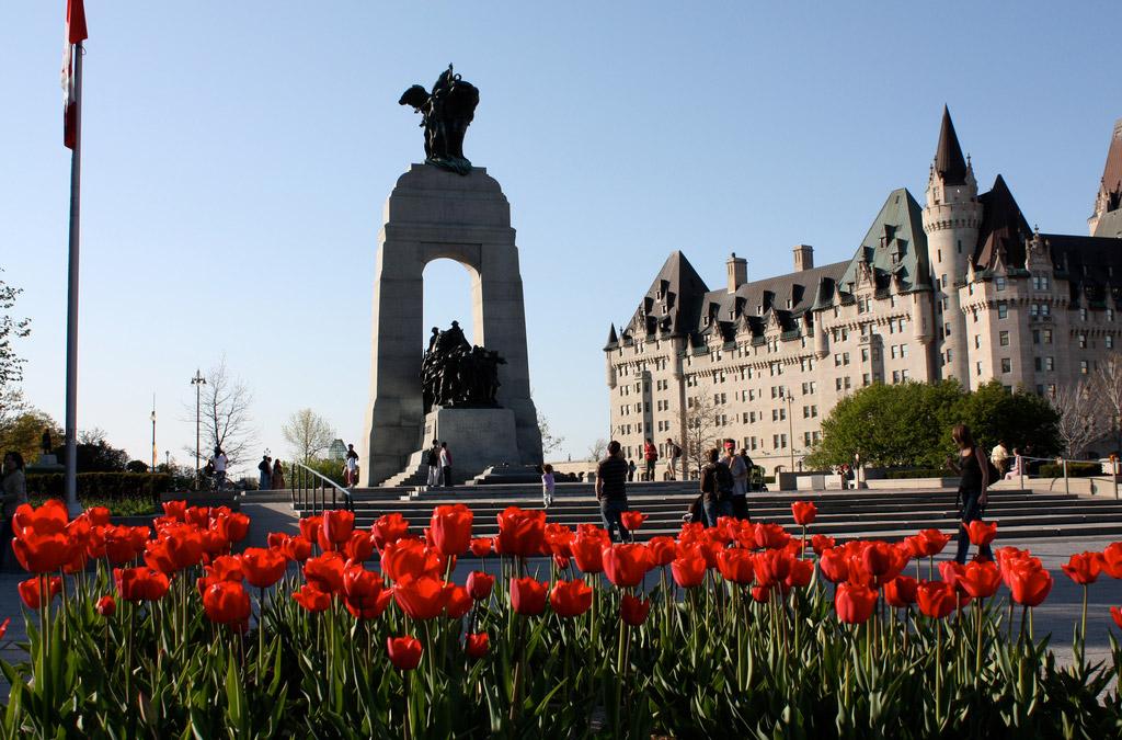 Le quartier de Centretown, Ottawa