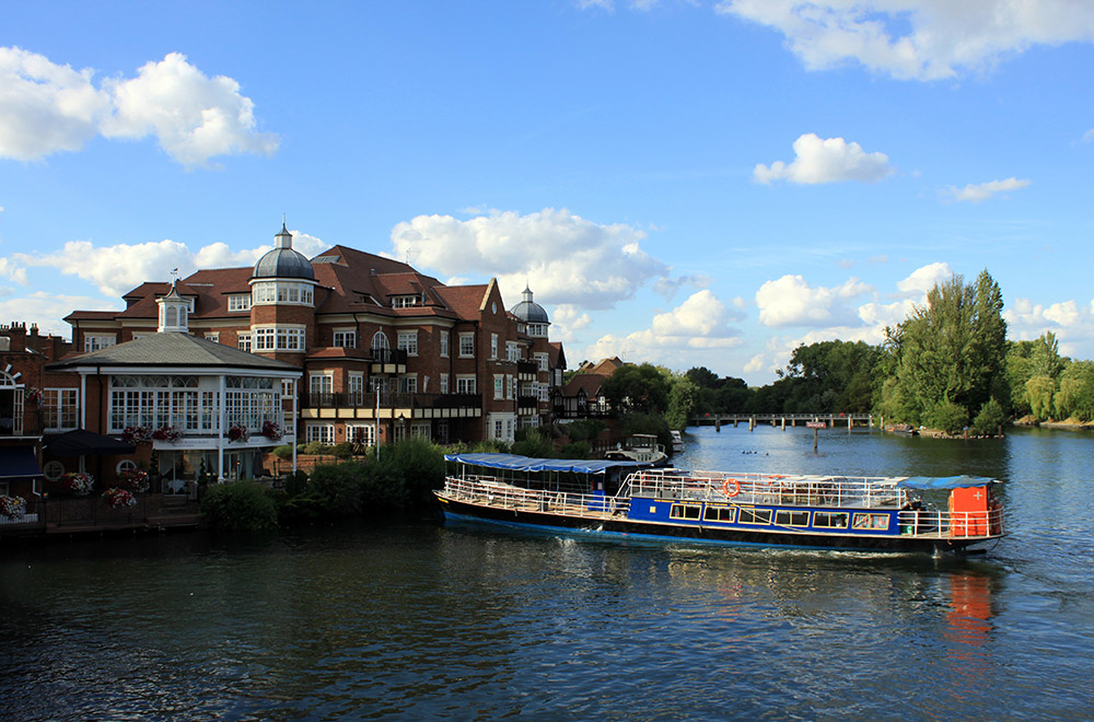 Le secteur riverain de Windsor, Windsor