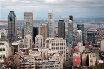 Le boulevard Saint-Laurent, Montréal