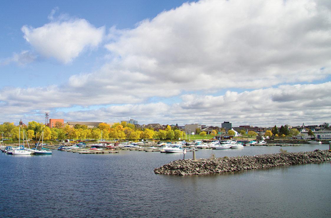 Le lac à la Truite, North Bay