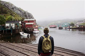Le village de Quidi Vidi, St. John's