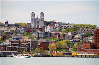 Le centre-ville de St. John's, St. John's