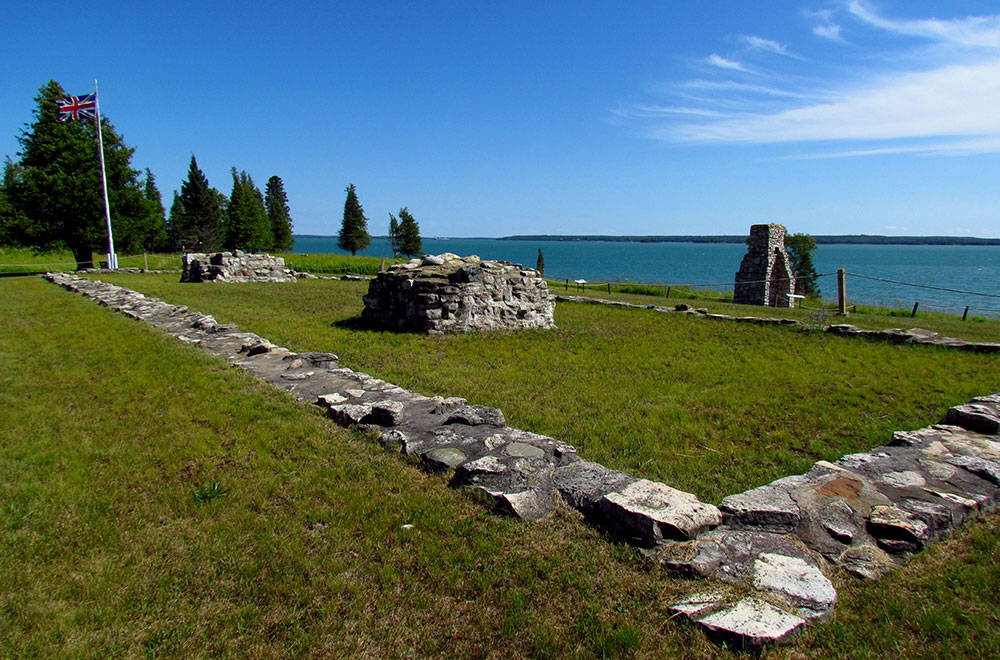 Fort St. Joseph National Historic Site of Canada, Sault Ste. Marie