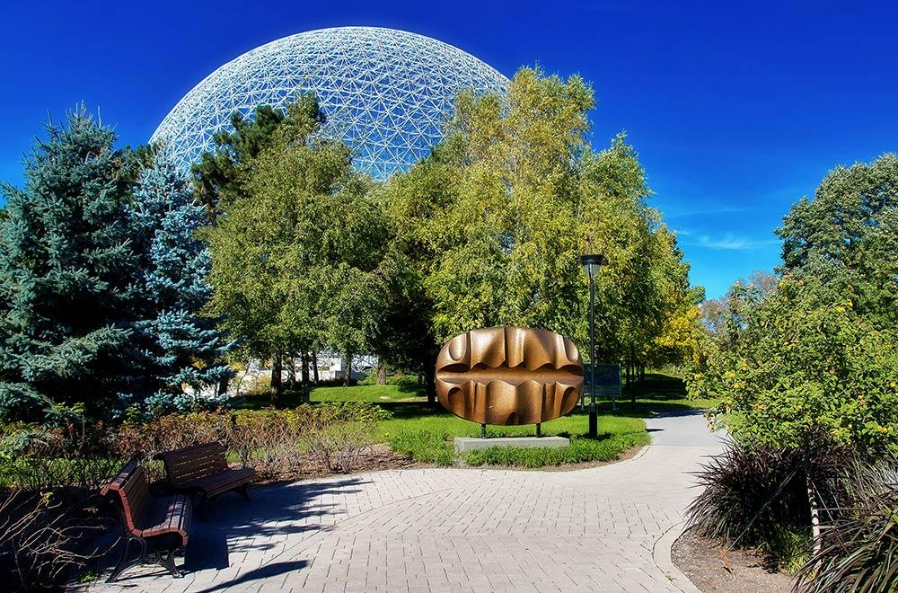 Le parc Jean-Drapeau, Montréal