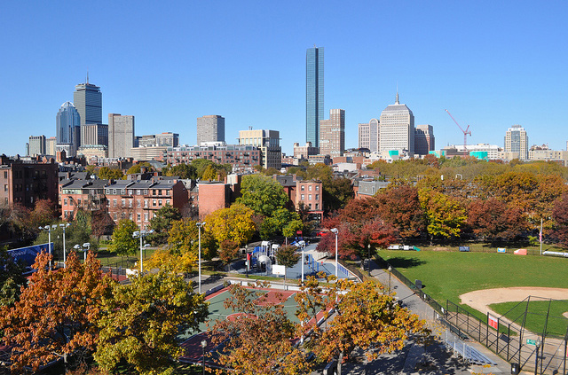 South End, Boston