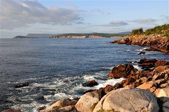 Le parc national des Hautes-Terres-du-Cap-Breton, Halifax