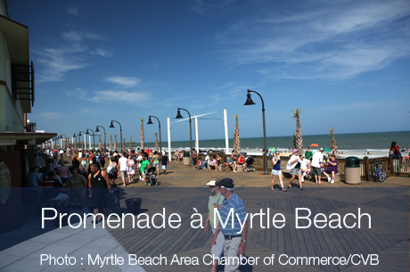 Le choix immense de Myrtle Beach - Golf Martial Lapointe