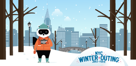 Take advantage of NYC Winter Outing offers