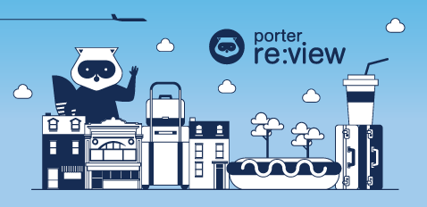 Porter Airlines' lifestyle blog