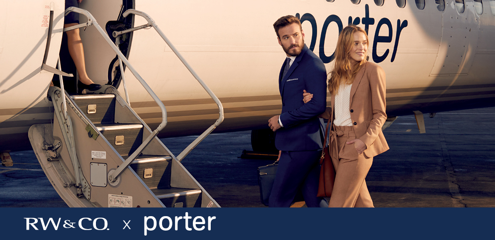 Win a Porter Approved weekend getaway for two!