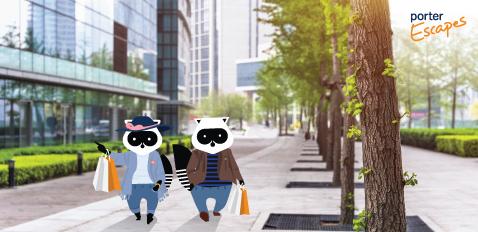 Shopping getaways