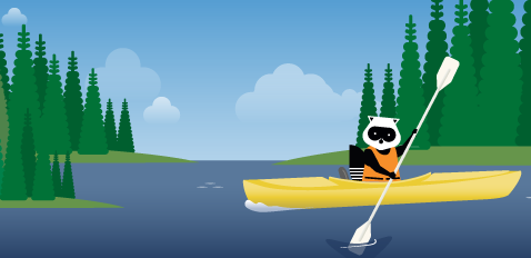 Paddle over to great views in Northern Ontario